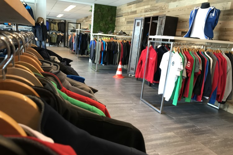 SA Wear werkkleding showroom Breda 7
